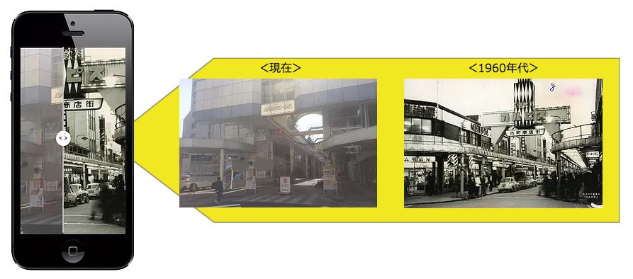 新潟今昔写真アプリ